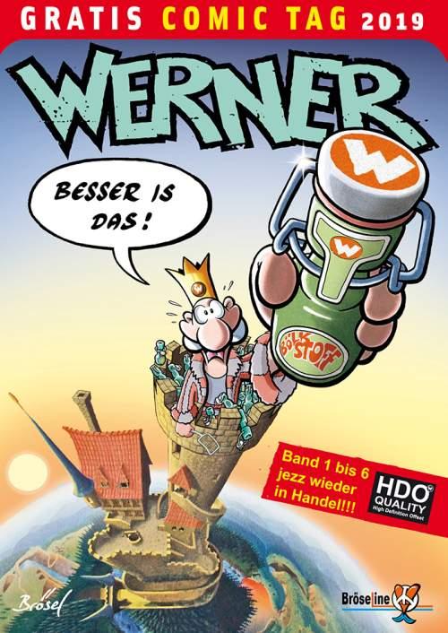 Flohmarkt berlin comics