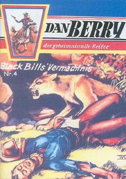 Dan Berry (Romanheftreprints, Vorkrieg) Nr. 1-10