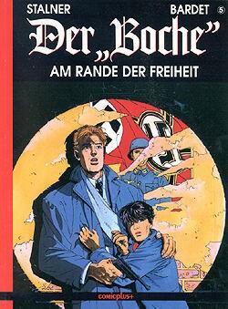 Boche (Comicplus, Br.) Nr. 1-5 kpl. (Z0-2)
