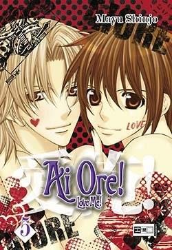 Ai Ore! Love me! 5
