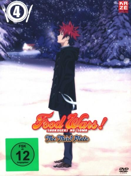 Food Wars! The Third Plate - Staffel 3 Vol. 4 DVD
