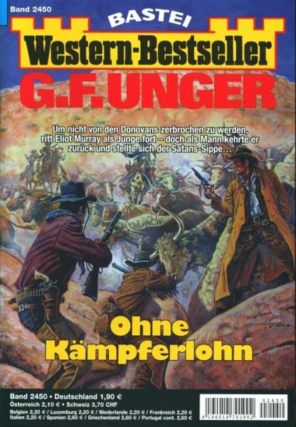 Western-Bestseller G.F. Unger 2450