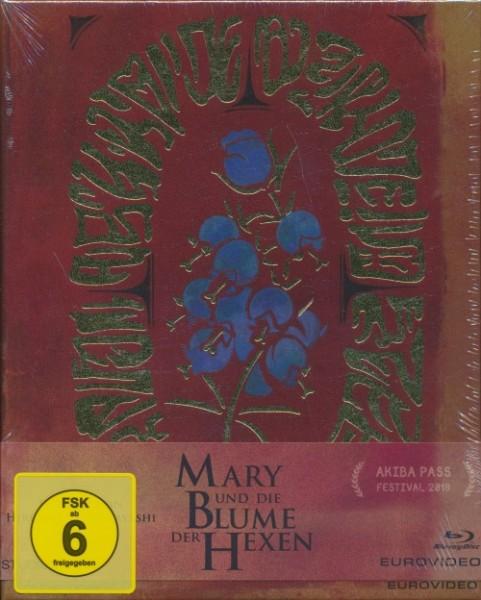 Mary und die Blume der Hexen Blu-ray Limited Edition