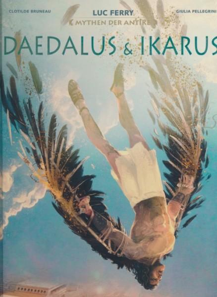 Mythen der Antike: Daedalus und Ikarus