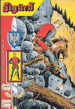 Sigurd 27 (Cover 4) limitiert