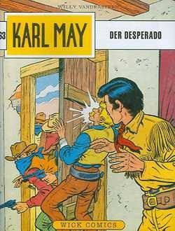 Willy Vandersteens Karl May 63