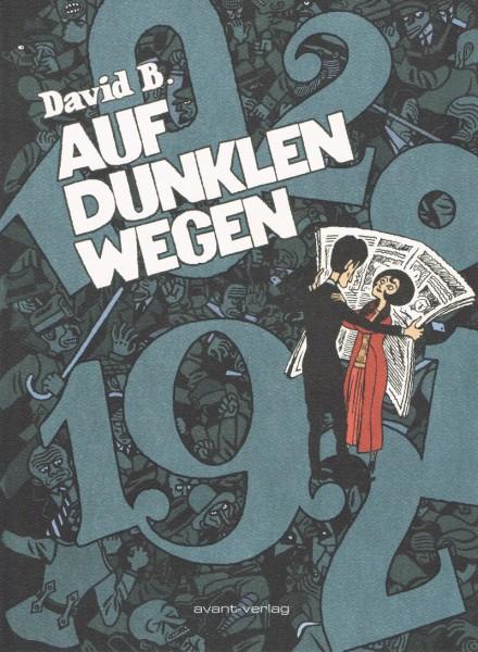 Auf dunkler Wegen (Avant, Br.)