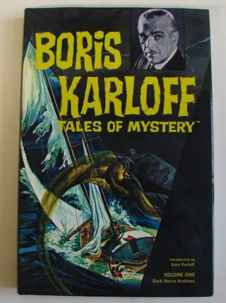 Boris Karloff Tales of Mystery Vol.1 HC (Z1-2)