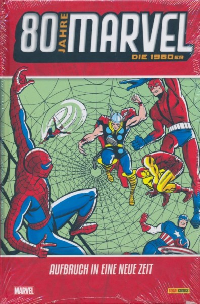 80 Jahre Marvel: Die 1960er