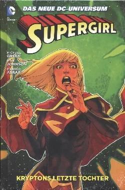 Supergirl (2012) Paperback HC 1
