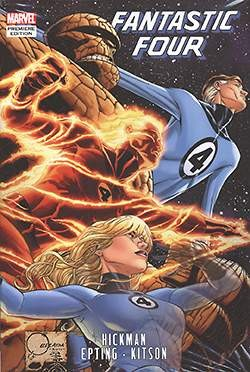 US: Fantastic Four by Jonathan Hickman Vol.5 HC