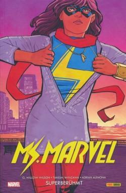 Ms. Marvel (2016) 1