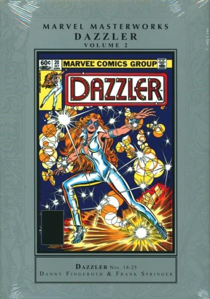 US: Marvel Masterworks Dazzler Vol 2 HC