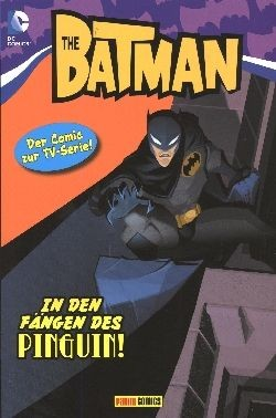 Batman TV-Comic 01