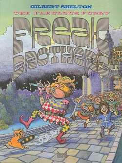 Fabulous Furry Freak Brothers 4