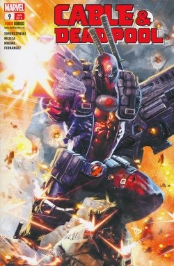 Cable und Deadpool 09