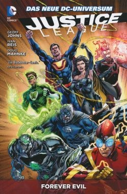 Justice League Sammelband 07 SC