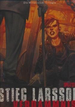 Stieg Larsson Millenium 4: Verdammnis - Teil 2