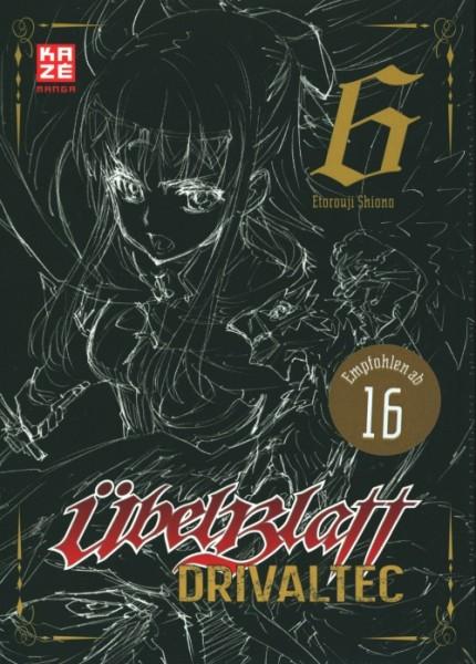 Übel Blatt: Drivaltec (3-in-1-Edition) – Band 6