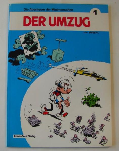 Abenteuer der Minimenschen (Feest, Br.) Nr. 1-21 zus. (Z1-2)