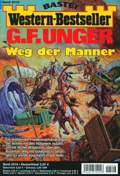 Western-Bestseller G.F. Unger 2516