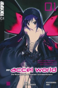 Accel World – Novel 01