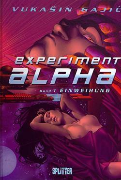 Experiment Alpha (Splitter, B.) Nr.1 (neu)