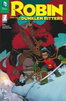 Robin - Der Sohn des Dunklen Ritters 01 Variant