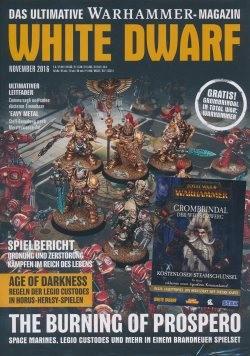 White Dwarf 2016 Nr.11 November