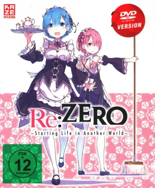 Re:ZERO - Starting Life in Another World Vol. 2 DVD