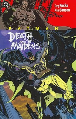 US: Batman Death and the Maidens