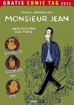 Gratis Comic Tag 2011: Monsieur Jean