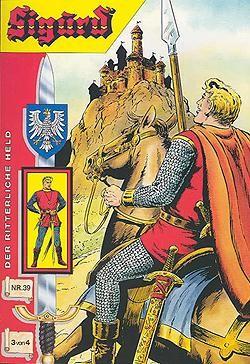 Sigurd 39 (Cover 3) limitiert