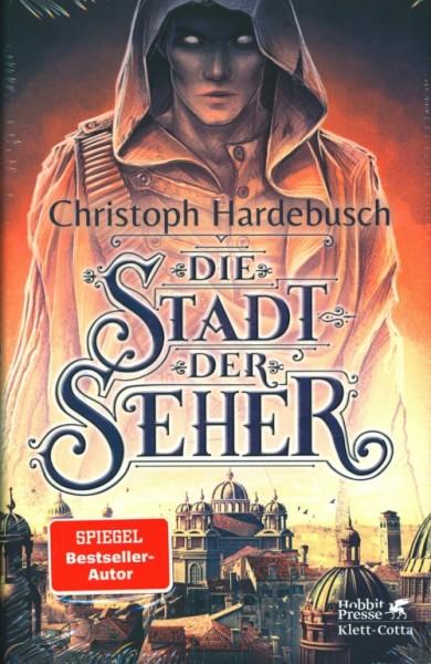Hardebusch, C.: Stadt der Seher HC