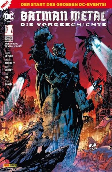Batman Metal - Vorgeschichte 1 von 2