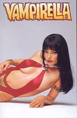 Vampirella 08 (Foto-Cover)