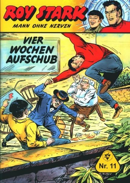 Roy Stark - Mann ohne Nerven 11