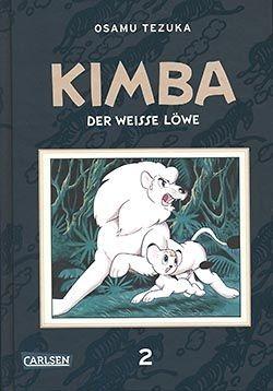 Kimba der weiße Löwe 2