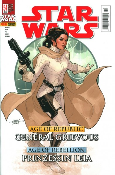Star Wars Heft (2015) 54 Kiosk-Ausgabe