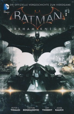 Batman: Arkham Knight 01 SC