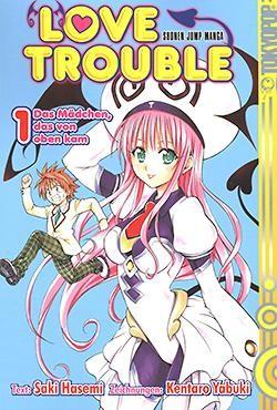 Love Trouble (Tokyopop, Tb.) Nr. 1-18
