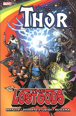 US: Thor: The Lost Gods
