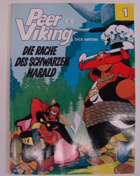 Peer Viking (Carlsen, Br.) Nr. 1-4 kpl. (Z1)