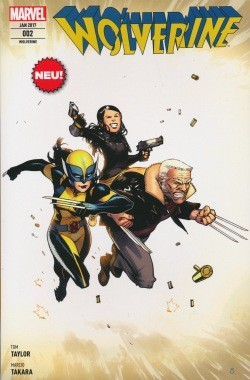 Wolverine (2016) 2