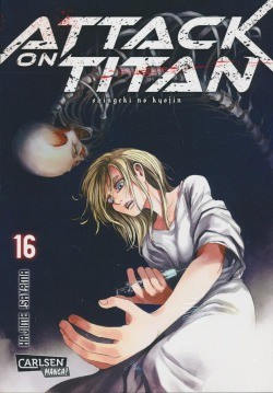 Attack on Titan 16