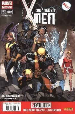 Die Neuen X-Men 02