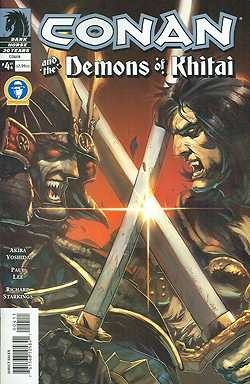 US: Conan and the Demons of Khitai 4