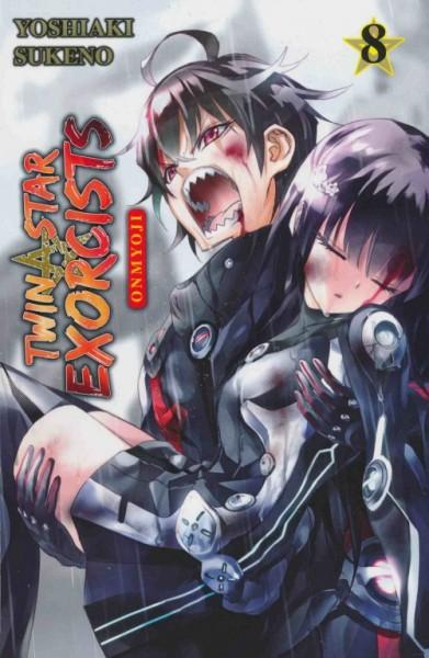 Twin Star Exorcists - Onmyoji 08