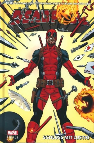 Marvel Legacy Paperback: Deadpool 03 HC