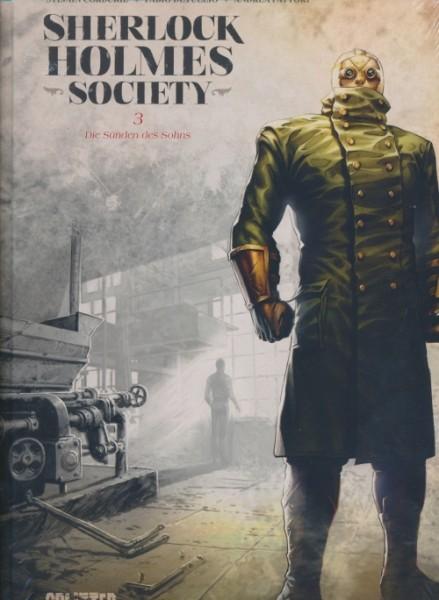 Sherlock Holmes - Society 3